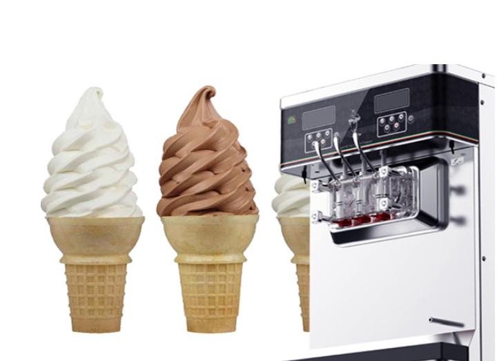 Sử dụng máy làm kem tươi để có những ly kem ngon tuyệt