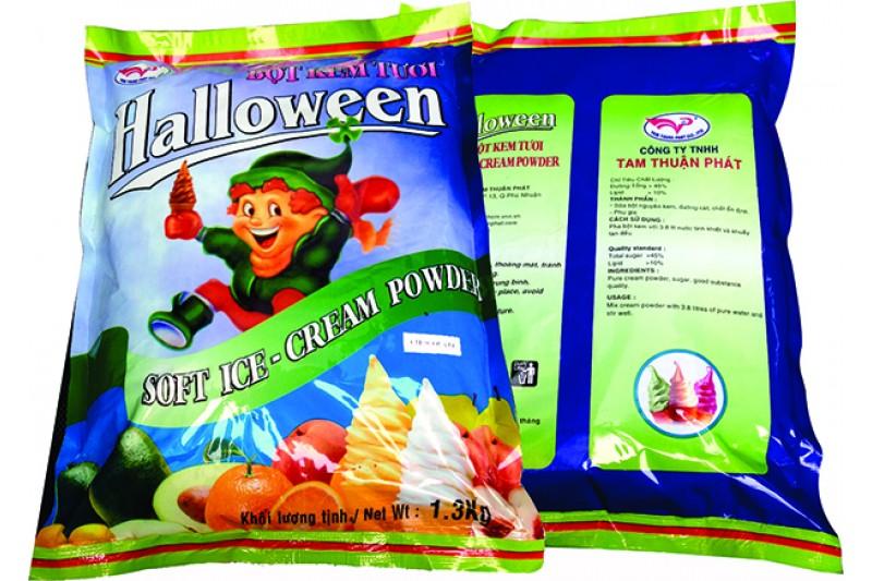 Bột làm kem tươi Halloween