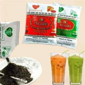 Trà Thái Lan – Nguyên liệu làm trà sữa thái