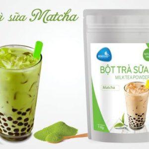 Bột trà sữa Matcha Benuscream