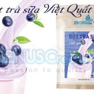 Bột trà sữa Việt quất Benuscream