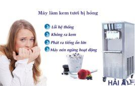 Sửa chữa máy làm kem tươi tại nhà ở Thành Phố Hồ Chí Minh